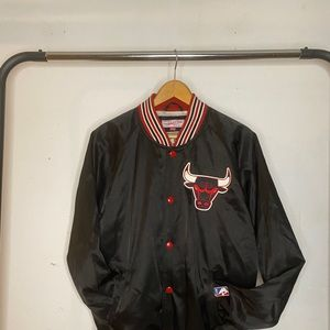Men's Chicago bull bomber jacket